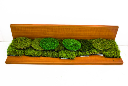 Artificial Grass Shelf