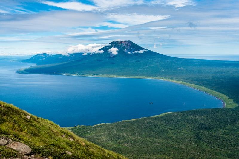 Atsonupuri Volcano