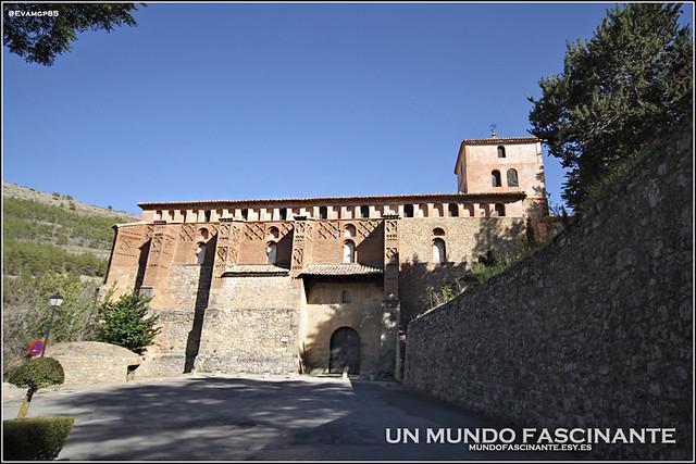 Iglesia Santa María, Albarracín