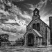 Poonindie Church - South Australia by Jacqui Barker Photography