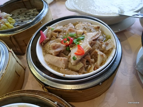 Pork Stomach with Hot Pepper