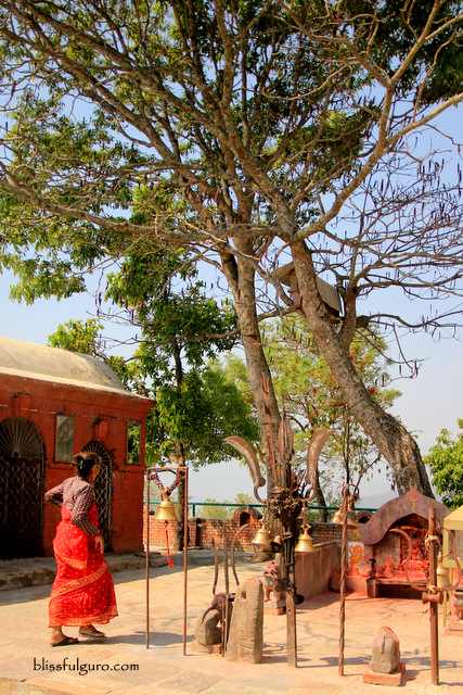 Dhulikhel Nepal Kali Temple