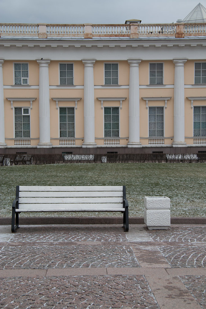 Outside the Russian State Museum