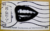 great stamp Germany 100pf (d4 - painting by Tom Wesselmann) timbres Allemagne sellos Alemanha selos Alemania francobolli Germany postzegel 우표 독일 유럽  γραμματόσημα Γερμανία frimerker Tyskland markica Njemačka pullari Almanya スタンプ  ドイツの ヨーロッパ postzegels 100 by stampolina