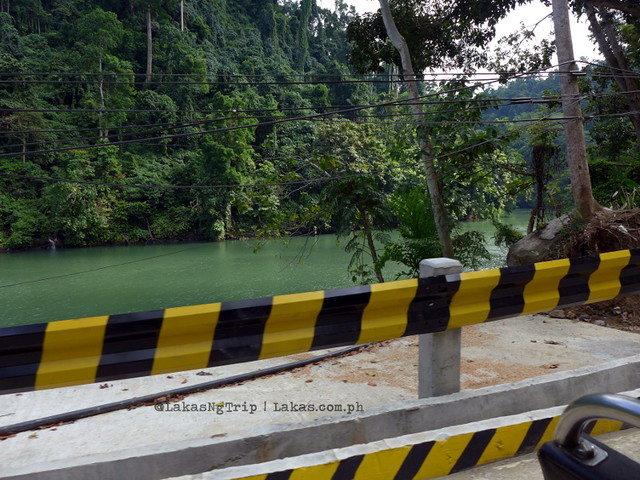 During our transit. NPC Nature's Park. Maria Cristina Falls in Iligan City, Philippines