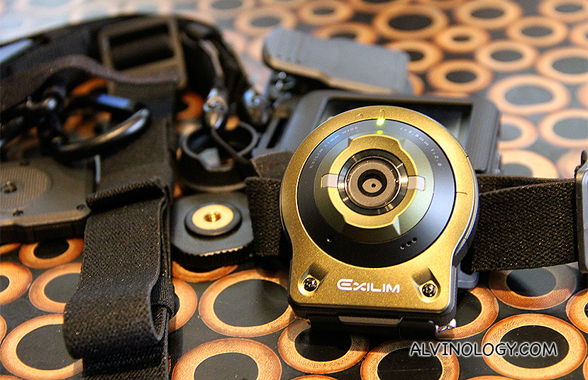Trying out the New Casio EXILIM EX-FR10 Compact Camera at Sentosa - Alvinology