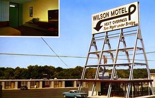 Wilson Motel Camden NJ