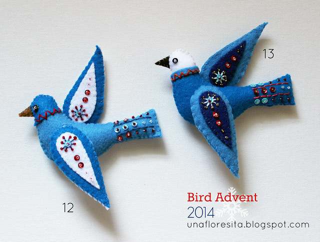 Bird Advent