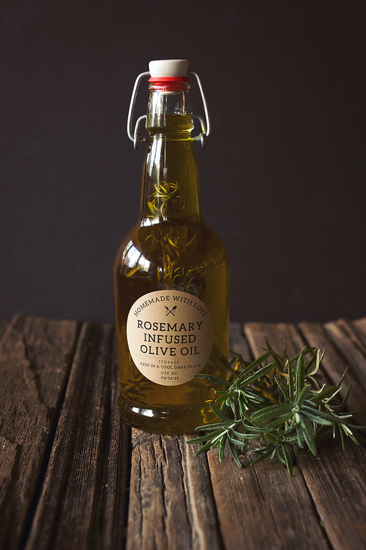 How-to Make Infused Olive Oil