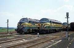 * Belgien  Baureihe  54  New Scan