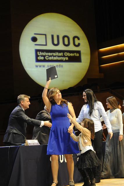 Graduació UOC 2014 - Barcelona, 12:30h