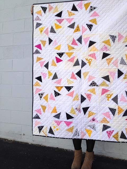 Geese in the Round Quilt