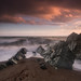 Greystones Waves by JayGriffin