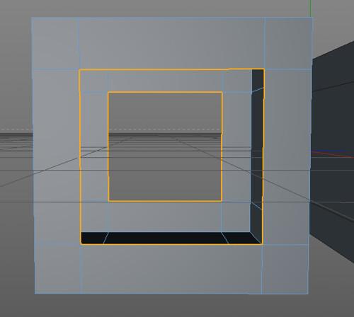 Cinema 4D] Bridging Several Edges At Once | 3D Gumshoe