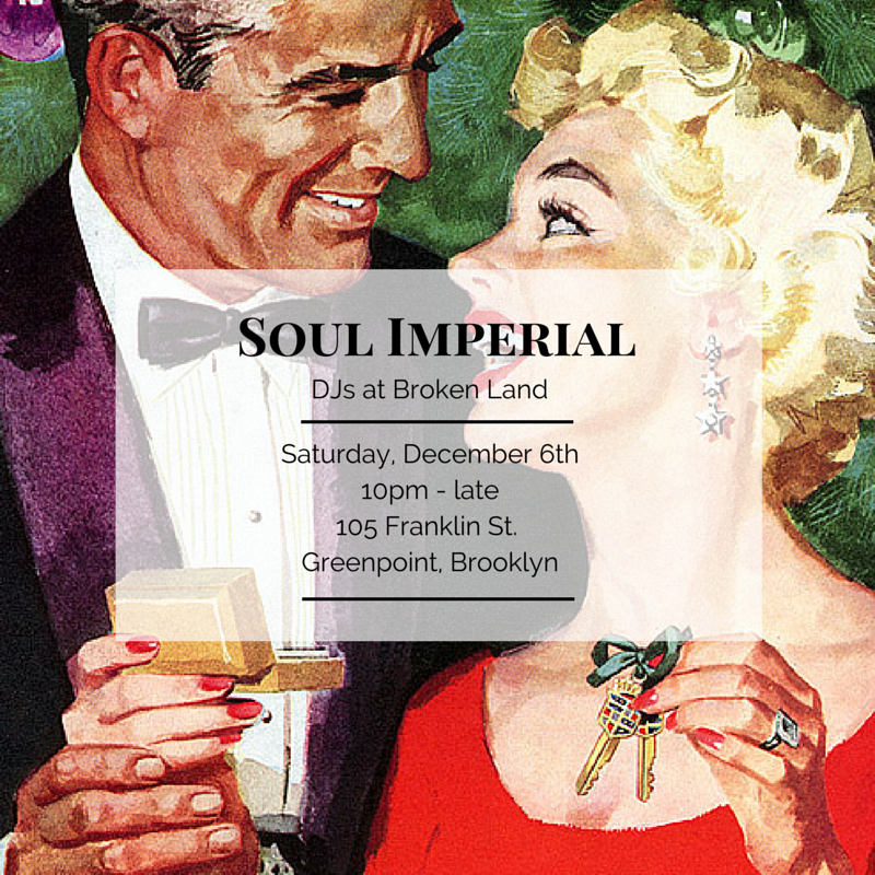 Soul Imperial Broken Land November