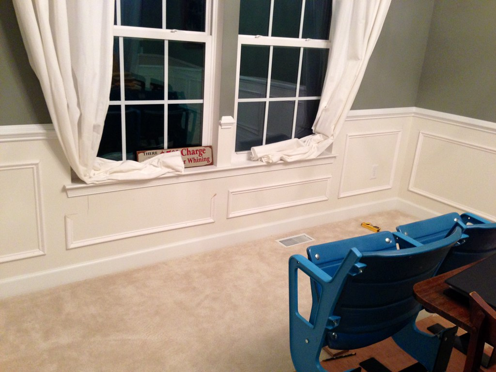 Wainscoting 3