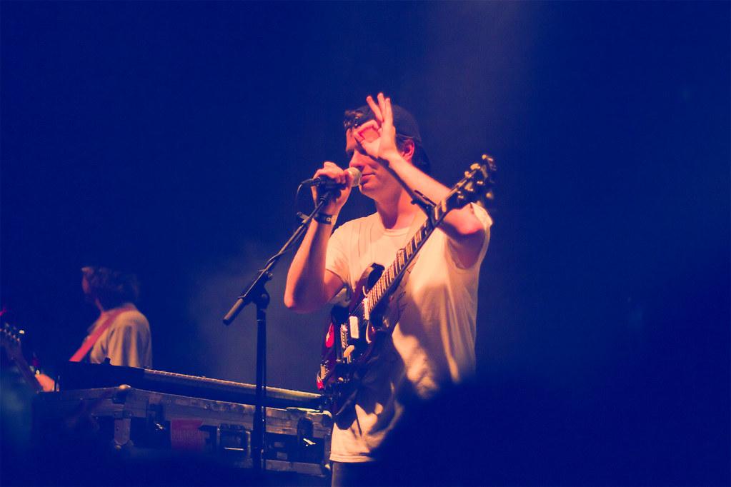 Mac DeMarco at Barcelona. Sala Apolo. 2014.