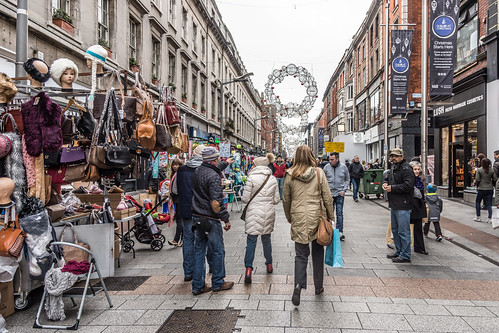 Mary Street Dublin photo