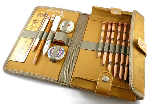 Adventurers Pencil Case 03