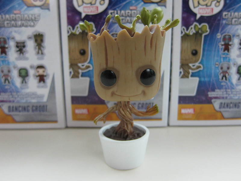Funko Pop Dancing Groot - Front