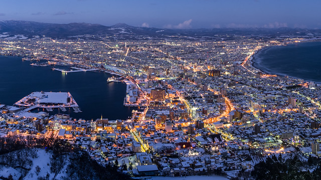 Hakodate - Mt. Hakodate [Explored]
