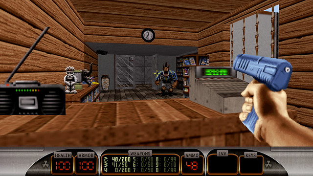 duke nukem 3d online flash