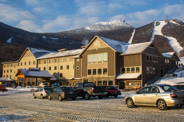 Stateside Lodge Jay Peak