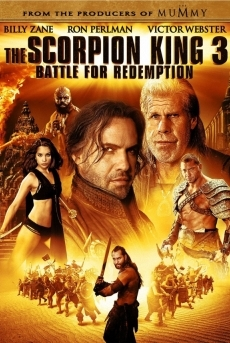 Vua Bò Cạp 3 - The Scorpion King 3: Battle For Redemption (2012)