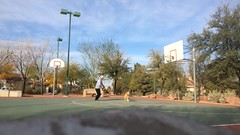 Basketball Hyperlapse 12.2014