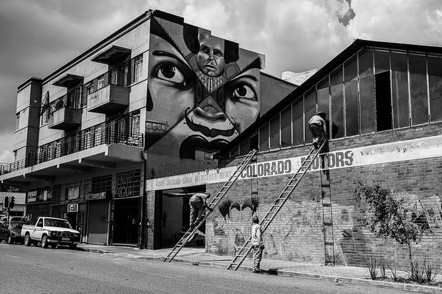 Maboneng Precinct, Johannesburg