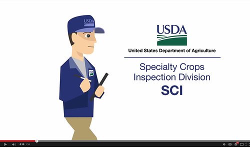 Introducing the USDA Specialty Crops Inspection Division which highlights the various services that AMS provides the produce industry.