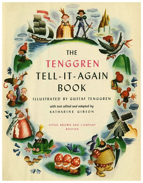 011- Portada libro- Tenggren Tell-It-Again book-via Animation Resources