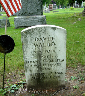 Wildwood Cemetery-Sheboygan-Waldo-David-rev war