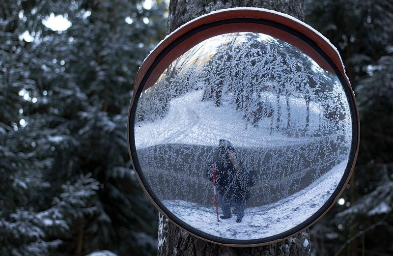 Frosty Mirror