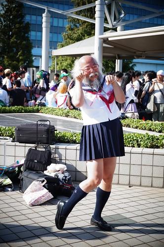 C86: Sailorfuku ojisan