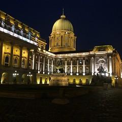 #BUDAPEST #castle #nightshot #building
