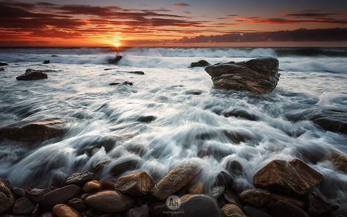 ocean longexposure sunset sea seascape water clouds landscape rocks cloudy oz tide australia southern coastal filter nd sa australien grad southaustralia marino 2015 canon6d