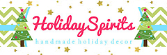 Holiday Spirits ad