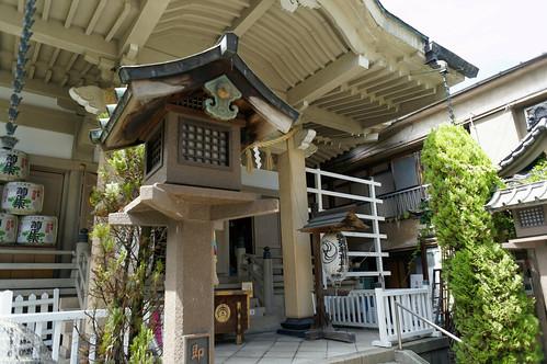 矢先神社-狛犬
