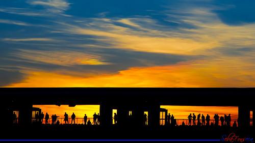 sunset sky sunshine azul clouds contraluz landscape atardecer rojo nikon stadium estadio cielo marrakech sanlorenzo marruecos boedo casla mundialdeclubes azulgrana sebafonseca sanlorenzodeamerica