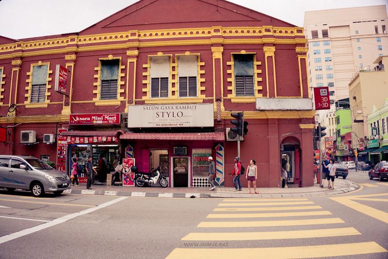 Stylo Indian barber Kuala Lumpur - Jalan Tun Tan Cheng Lock