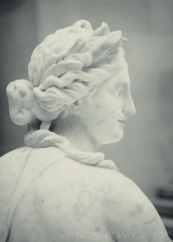Louvre ~ in B&W