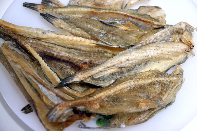 Dried Sole Fish (Ti Po)
