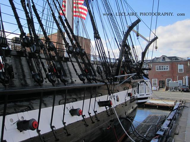 USS Constitution - Boston Navy Yard