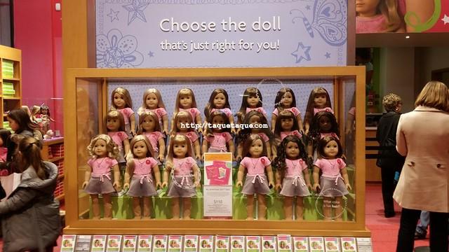 American Girl Place (tienda de la 5ª Avenida - Nueva York)