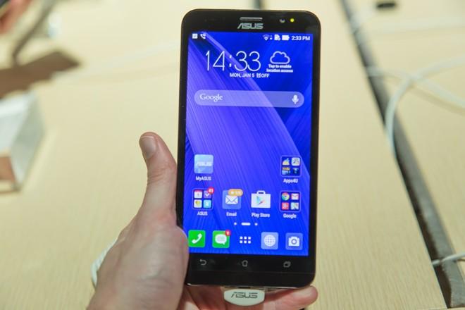 Asus sẽ có thêm bản Zenfone 2 màn hình 5 inch - 61397