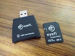 2016/05/03 (火) - 12:03 - Eyefi Mobi Pro 16GB