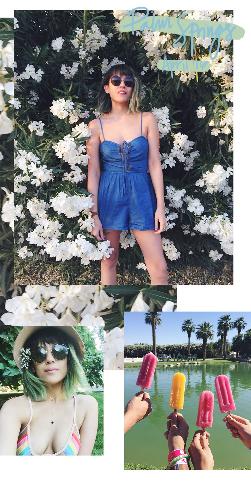 Revolve Coachella Party 2016