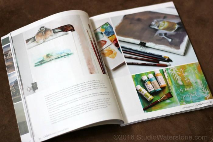 Artful Blogging: Recapturing the Creative Person