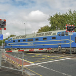 Prototype Deltic DP1 at Preston Dock Strand Road Level Crossing14.09.2015 Awesome Angle Shoot.jpg